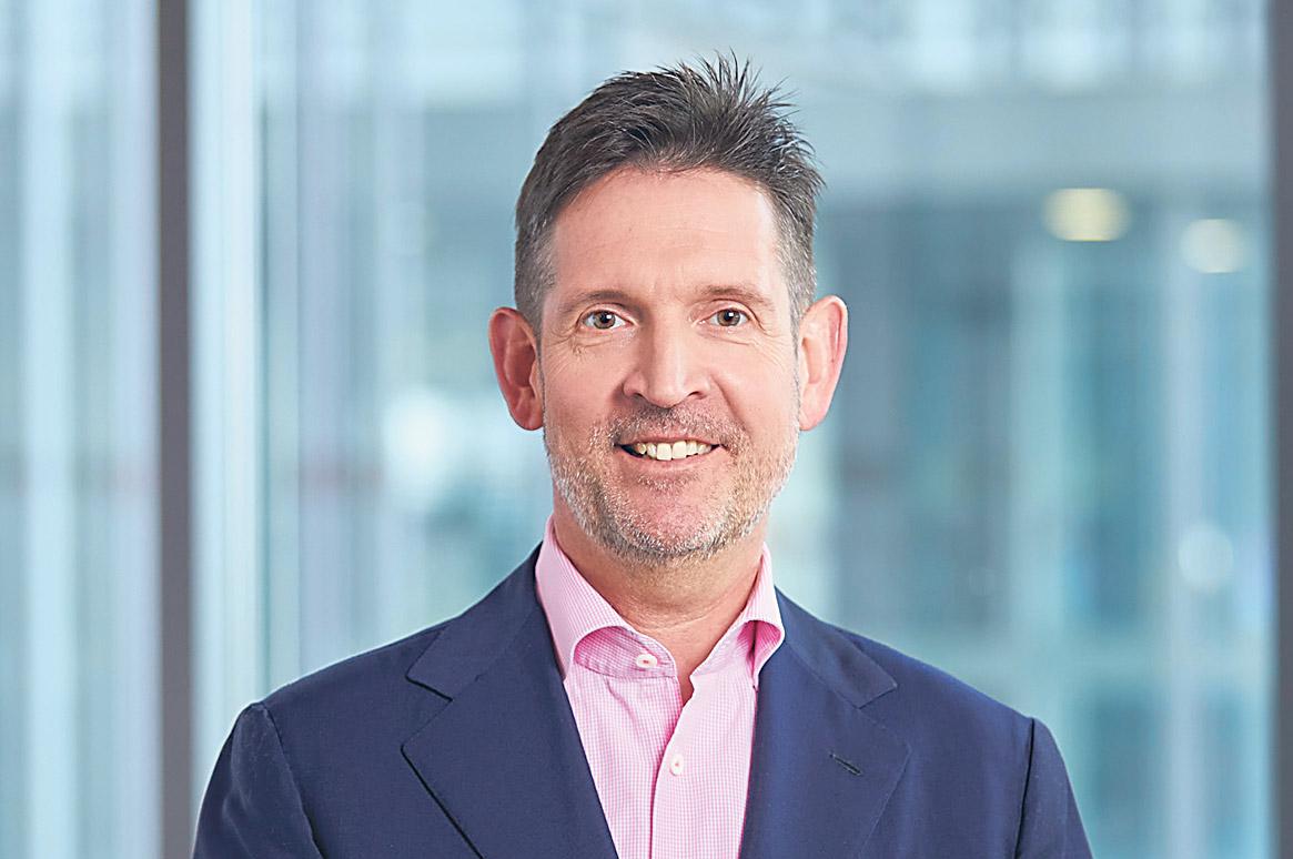 Porträt: Dr. Carsten Sürig, Geschäftsführer der Techem GmbH