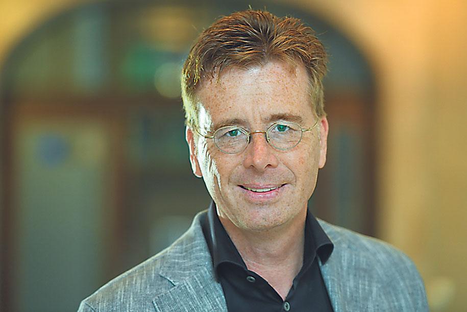 Porträt: Prof. Dr. Carsten Kühl
