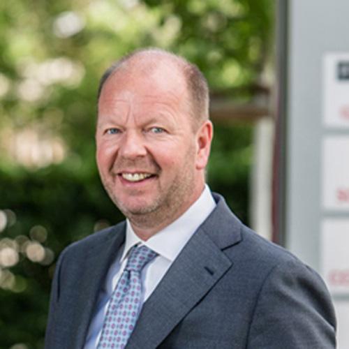 Portrait von PTV-CEO VincentKobesen